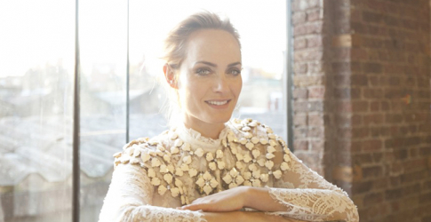Amber Valletta: The new face of H&M's eco line