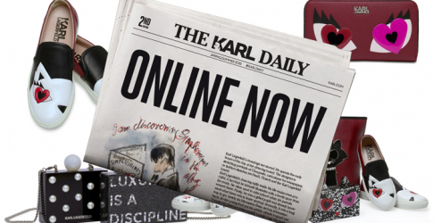 Karl.com e-commerce launching this November