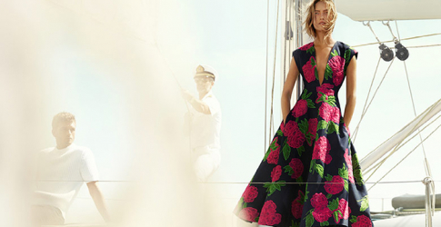 First look: Michael Kors Spring/Summer 15 campaign