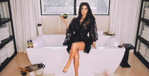 We now finally know what Kourtney Kardashian's new website, Poosh, is all about