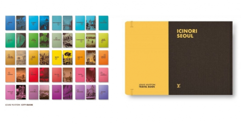 Louis Vuitton will release new limited-edition travel guides for Los Angeles and Seoul