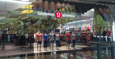 Lululemon's new Middle East home