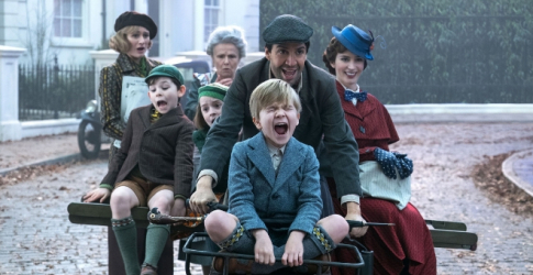 A 'Mary Poppins Returns' sequel is in the works