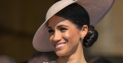 Meghan Markle makes her first official appearance as a royal