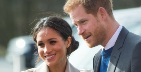 Meghan Markle makes the case for the messy bun (again) on surprise visit to Northern Ireland