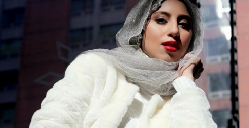 """The reason I'm doing this is to normalise the hijab in the mainstream\"" — Haute Hijab founder, Melanie Elturk"