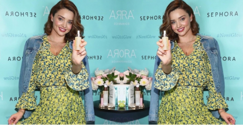 Miranda Kerr announces she's pregnant with her third child