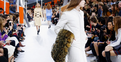 Paris Fashion Week: Louis Vuitton Autumn/Winter 15