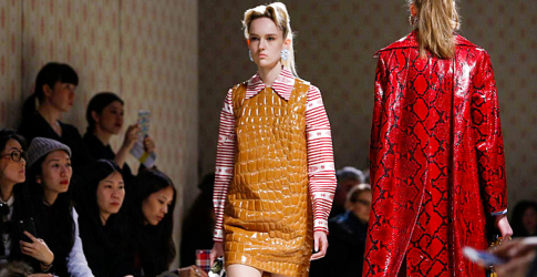Paris Fashion Week: Miu Miu Autumn/Winter 15