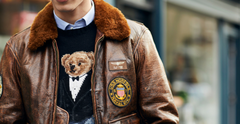 Ralph Lauren launches the Polo Bear holiday collection