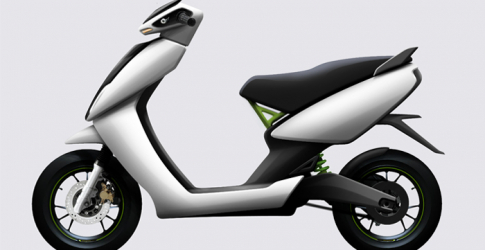 Meet the electric scooter that can fully recharge faster than your phone