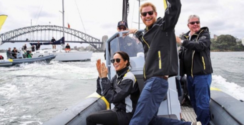 The Duke and Duchess of Sussex smashed a Guinness World Record upon joining Instagram yesterday