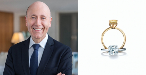 Tiffany & Co.'s gemologist Melvyn Kirtley on how how the new Tiffany True is charming millennials