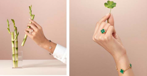 Part one: Van Cleef & Arpels celebrates its iconic Alhambra collection with a dedicated tome