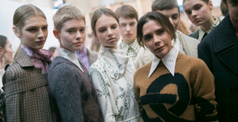 Victoria Beckham is putting together a charity fashion show for families affected by cancer
