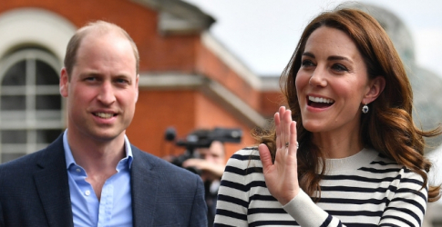 Prince William lovingly welcomes his brother to the 'sleep deprivation society'