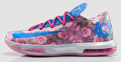 Kevin Durant teams up with Nike to raise cancer awareness