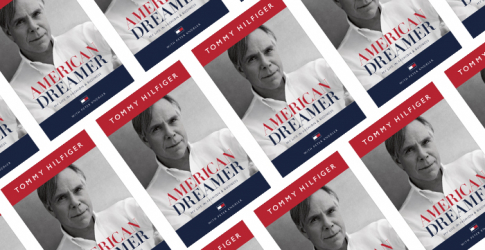 Tommy Hilfiger unveils cover art for biography