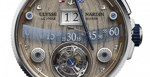 Baselworld 2016: Ulysse Nardin novelties