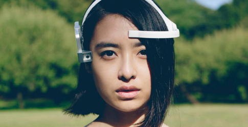 'Neurocam' the new recording headset from Japan