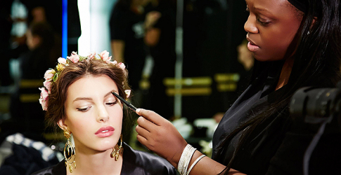 Make-up heros: The backstage stars of Fashion Week