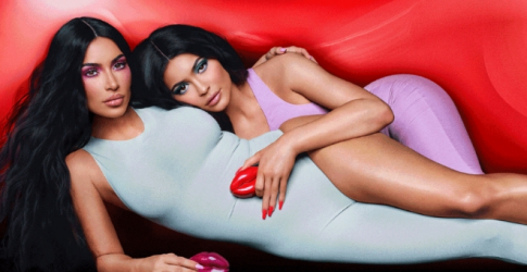 Kylie Jenner has launched her first fragrance with Kim Kardashian West