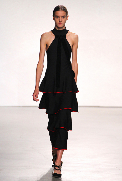 proenza schouler senior thesis collection