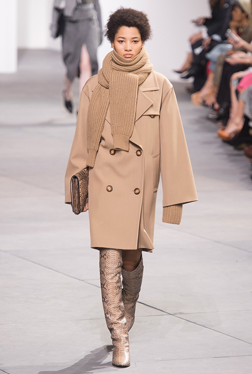 New York Fashion Week Michael Kors Fall Winter 39 17 Buro 24 7