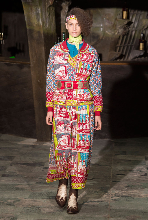 Manish Arora in The Week of Fall-Winter 2007-2008 London