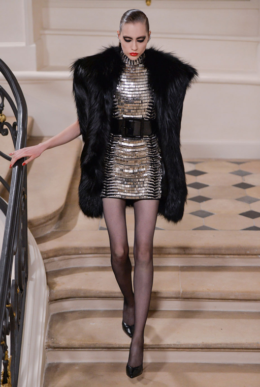 Paris Fashion Week Saint Laurent Fall Winter 39 16 Buro 24 7