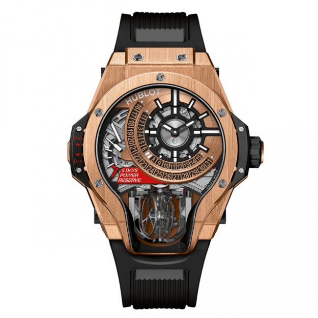 MP-09 Tourbillon Bi-axis