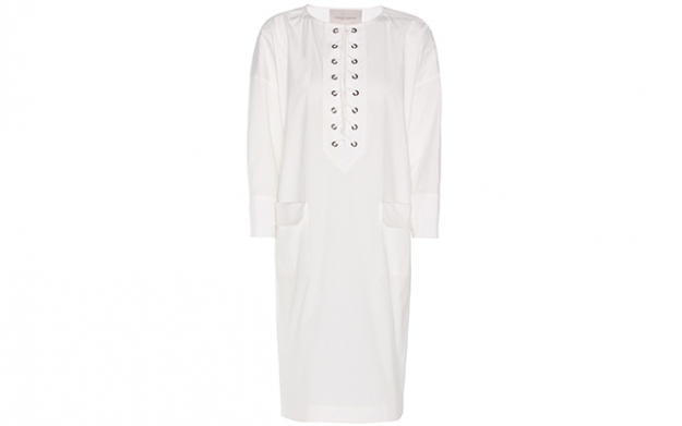 Cotton tunic dress, Dhs4,722