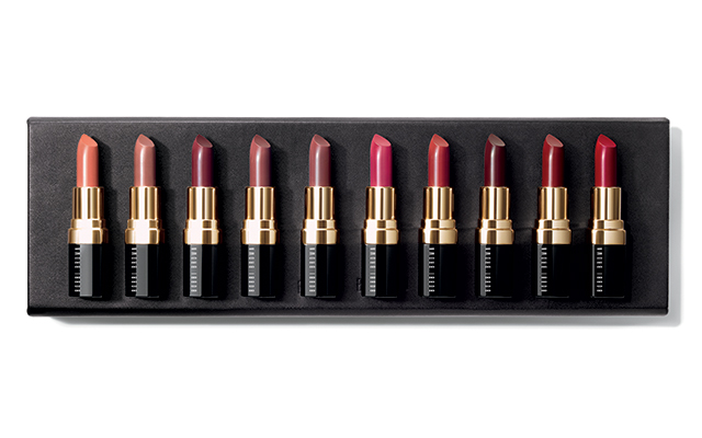 Bobbi Brown's The Original 10 25th Anniversary Lip Collection, Dhs625