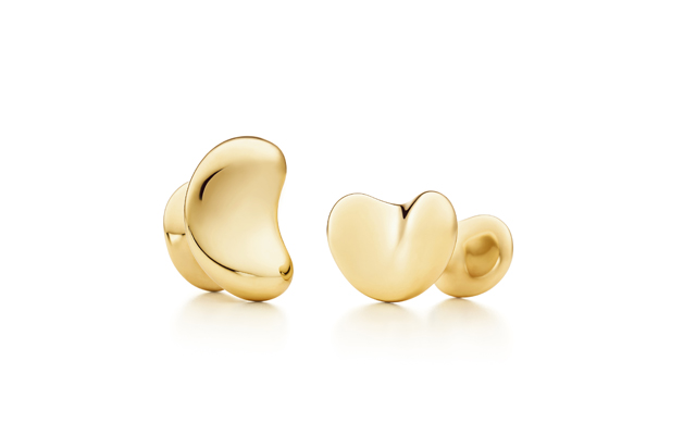 Elsa Peretti Bean cuff links in 18k gold, Dhs17,300
