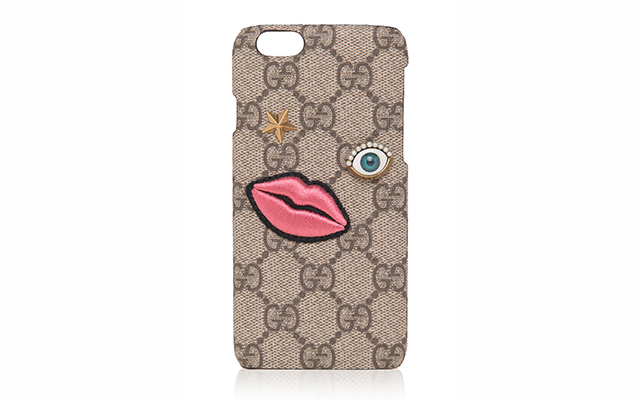 Gucci GG Embroidered Iphone 6 Case, Dhs1,100