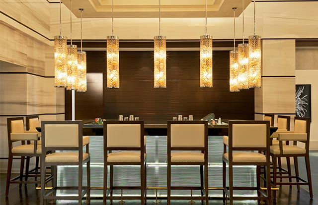 Brunch and stay at the st regis buro 24 7 for Buro grill et bar