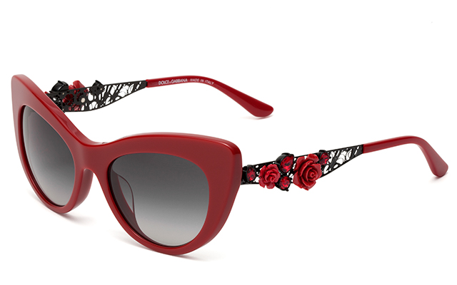 Dolce & Gabbana Flower Lace sunglasses, Dhs2,300