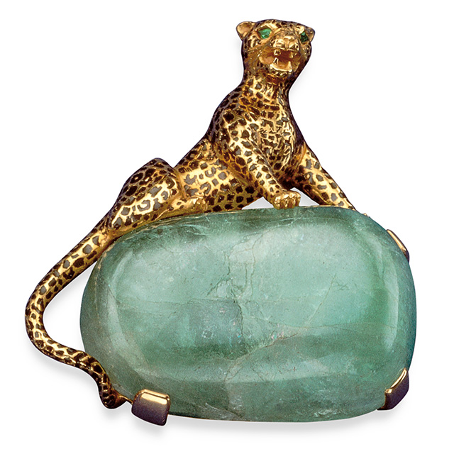 Cartier celebrates 100 years of its iconic panther