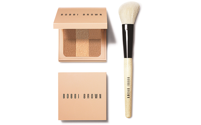 Nude Finish Illuminating Powder - Golden, Dhs270