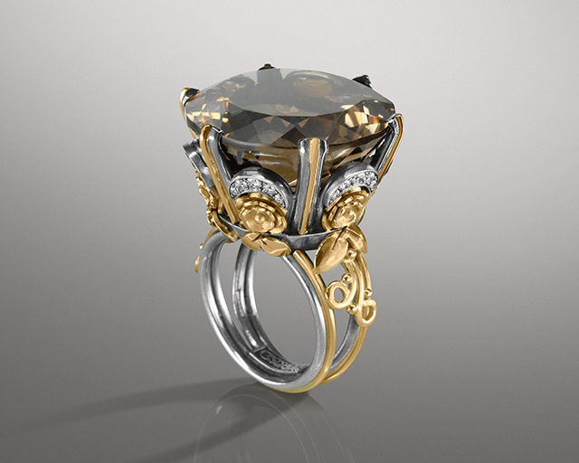 Victorian ring, Dhs21,200