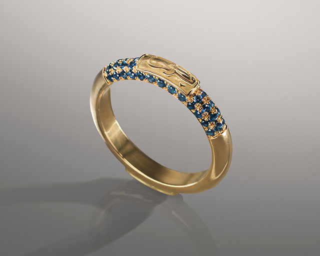 Eternity band, Dhs7,150