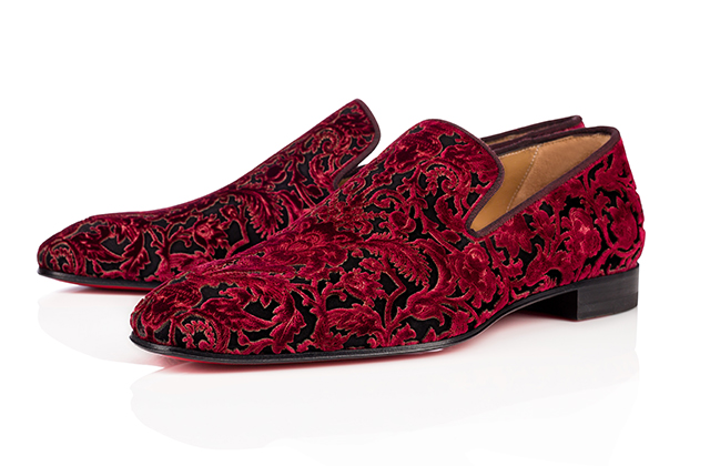Christian Louboutin Tudor Night loafers, Dhs3,990