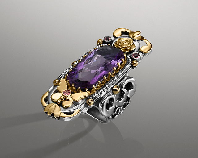 Garden ring, Dhs14,400