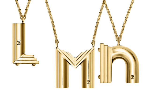 Louis Vuitton Unveils New Me Amp Me Necklace Collection