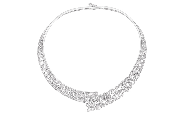 Jeanne Diamond necklace