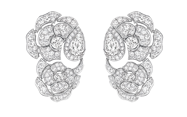 Gabrielle Chanel earrings