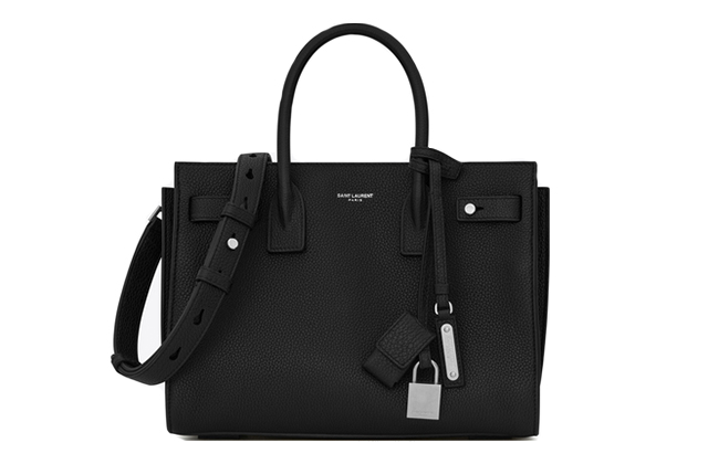 Saint Laurent Baby Sac De Jour Souple handbag, Dhs9,900