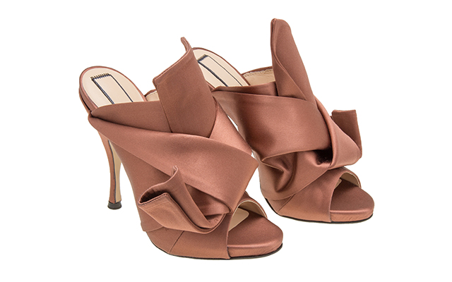 Ronny Mules in Terracotta