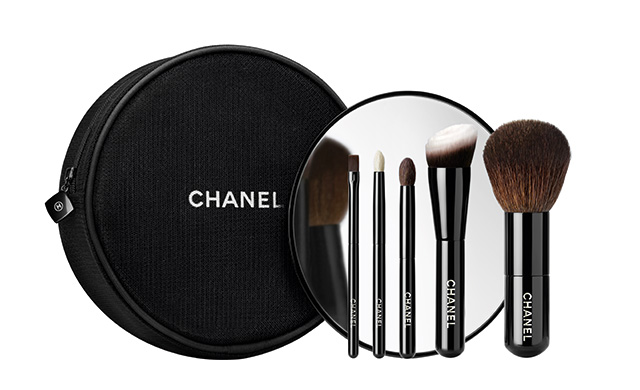 Les Minis Brushes de Chanel