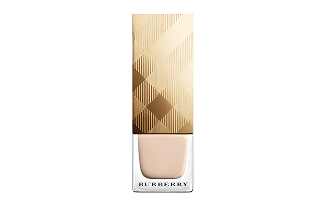 Burberry nail polish in Nude Radiance